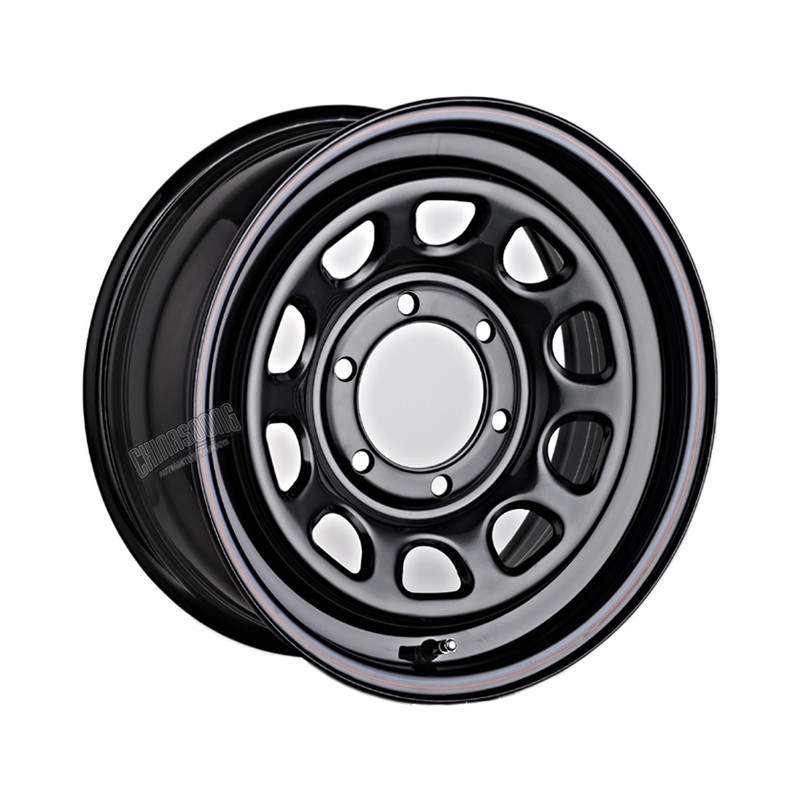 COMMON STEEL WHEELS