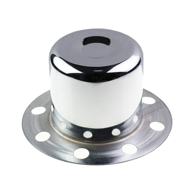 Stainless Steel Hub Cover
